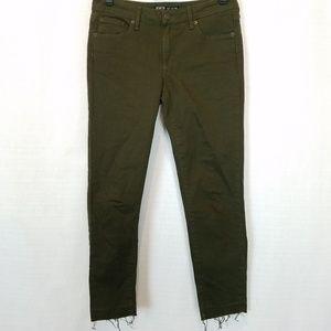 Zara | Released Hem Skinny Jeans 4